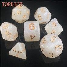 Гранные [topdice] драконы подземелья dice rpg смешивания куб d кости &