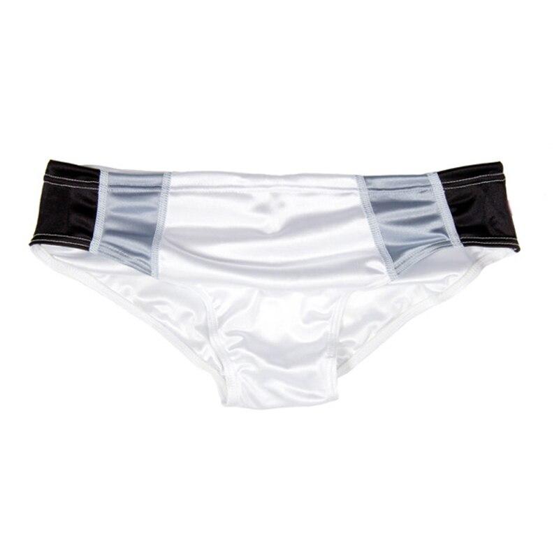 Brand Swimwear Breathable Nylon Men's Swimsuits Swim Trunks Boxer Briefs Sunga Swim Suits Maillot De Bain Male Beach Shorts