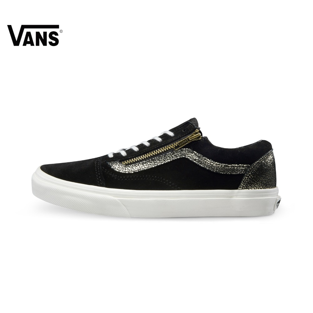 Original Vans New Arrival Low-Top Women's Skateboarding Shoes Sport Shoes Canvas Shoes Sneakers original vans shoes new arrival low top women s skateboarding shoes summer slip on sport shoes canvas shoes women sneakers