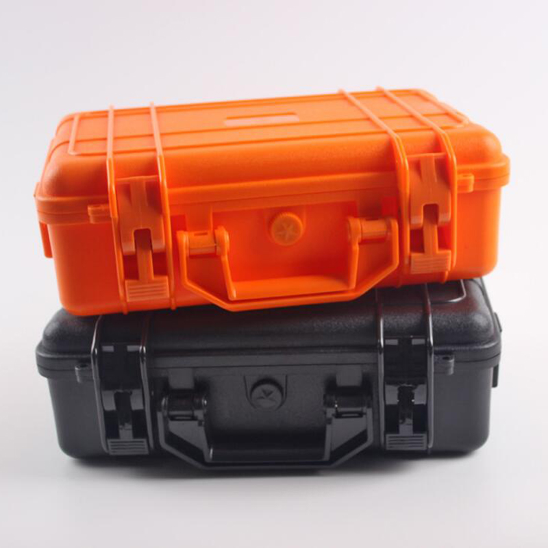 357 269 119mm Instrument Box ABS Plastic Toolbox Sealed Tool Case Safety Waterproof Toolbox Protective Box