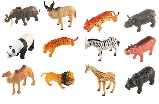 Animals Toys Color : Popular zoo animals toys buy cheap lots