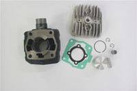 Motorcycle Cylinder KTM 50 50CC 39 5mm Bore Cylinder Piston Gasket Head Kit Air Cool