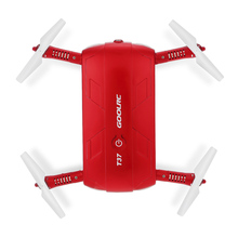 Foldable Mini Selfie RC Drone Wifi FPV HD Camera