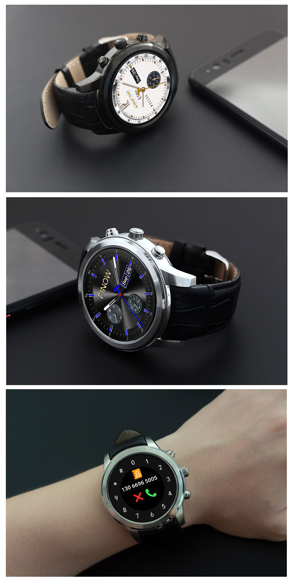 finow x5 air smart watch13