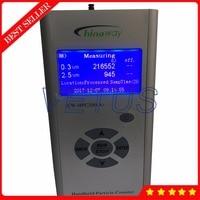 CW HPC200A PM2.5 метр детектор ручной частицы пыли счетчик для Воздухоочистители эффективность очистки тестер