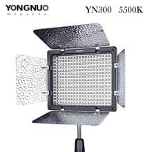 YONGNUO YN300 LED Video Light 300 LED Lamp Lights Photographic Lighting 5500K for Photo Studio DSLR Camera Camcorder