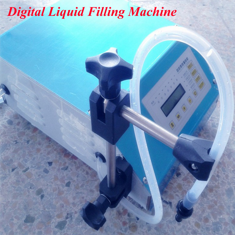 Digital Control Liquid Filling Machine Controlled By Micro-computer Anti-dripping 3-3000ml Very Precisely easy operation numerical control liquid filling machine on sale