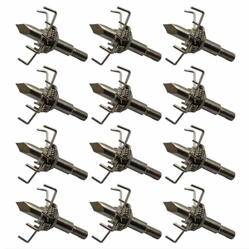 1 قطعة نقاط السهم broadheads ل عبة الحيوانات الصغيرة الرماية القوس جديدة