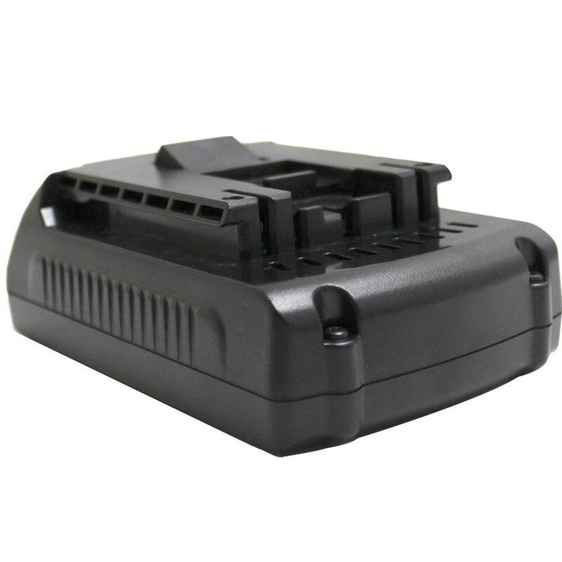 18V Lithium Ion 5000mAh Tools Battery for Bosch BAT609 BAT618 2607336169 BAT618G BAT609 with Import Cells 4 pcs replacement for bosch rechargeable battery 18v 4 0 ah li ion battery for bosch 17618 bat609 bat618 with led light