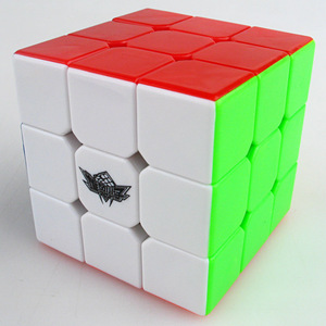 Image 3 - Zyklon Jungen Bündel 6 Teile/satz Geschenk Pack 5,6 cm 3x3x3 Magic Puzzle Professionelle 3x3 cubo magico Pädagogisches Spielzeug Für kind