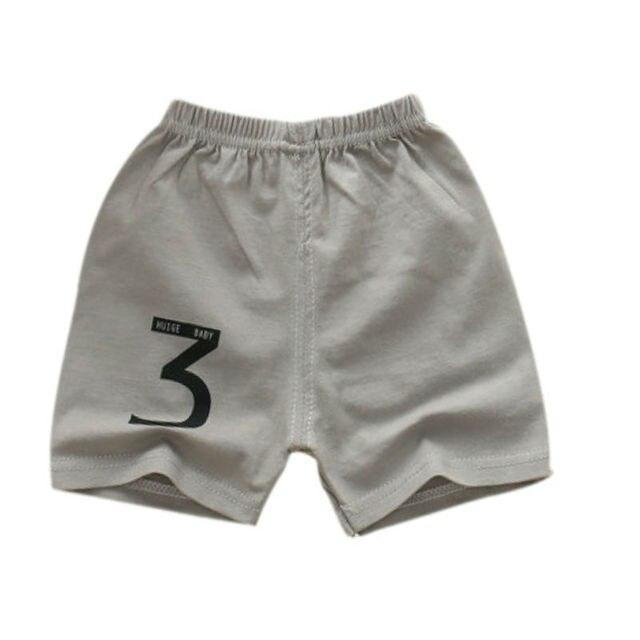 5b02cead3166 Unini-yun Summer Boys Shorts Cotton Shorts For Girls Sports Boardshort Kid  Children Beach Pants Baby Trousers kids shorts