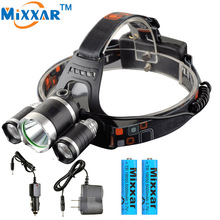 ZK20 13000LM T6+2*R5 led Head Light Lamp 4 modes Rechargeable Headlight Headlamp Outdoor Camping Fishing Light Dropshipping