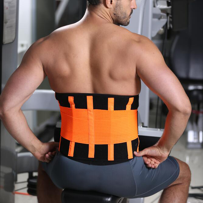 Orthopedic Corset Medical Belt Breathable Back Support Double-side Pulls Men Back Waist Support Belts Postural Correction