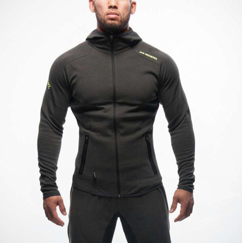 2016 New Sweatshirt Mens Bodybuilding Hoodiess