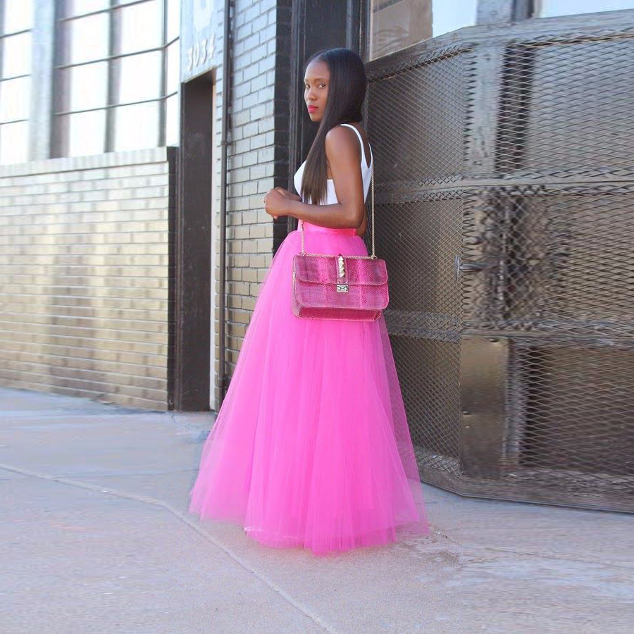 Tutu Style Free Custom Long Sale Size Skirt Made With Treading Lining Color Street Tulle Lavender Puffy Women And Skirts Hot xYqawB8P8