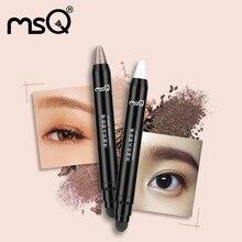 MSQ Eyeshadow Cream Pen Double Ended Cosmetics Eye Shadow
