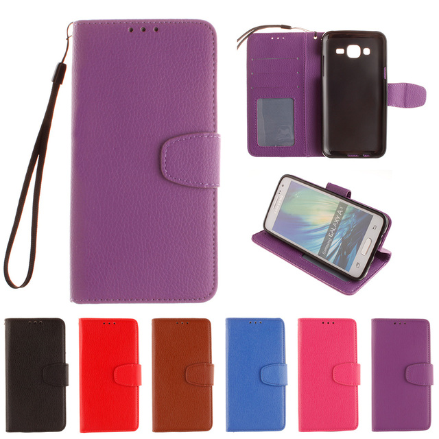 Flip Case for Samsung Galaxy A3 2015 A 3 300 A300 A300G Phone Leather Cover for A300FU A300H A300F SM-A300FU SM-A300H SM-A300F