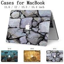 Новинка для ноутбука MacBook Крышка корпуса Горячие планшеты сумки для MacBook Air Pro retina 11 12 13 15 13,3 15,4 дюймов Torba