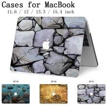 Novo Para MacBook Notebook Laptop Sleeve Case Capa Hot Sacos De Tablet Para MacBook Air Pro Retina 11 12 13 15 13.3 15.4 Polegada Torba