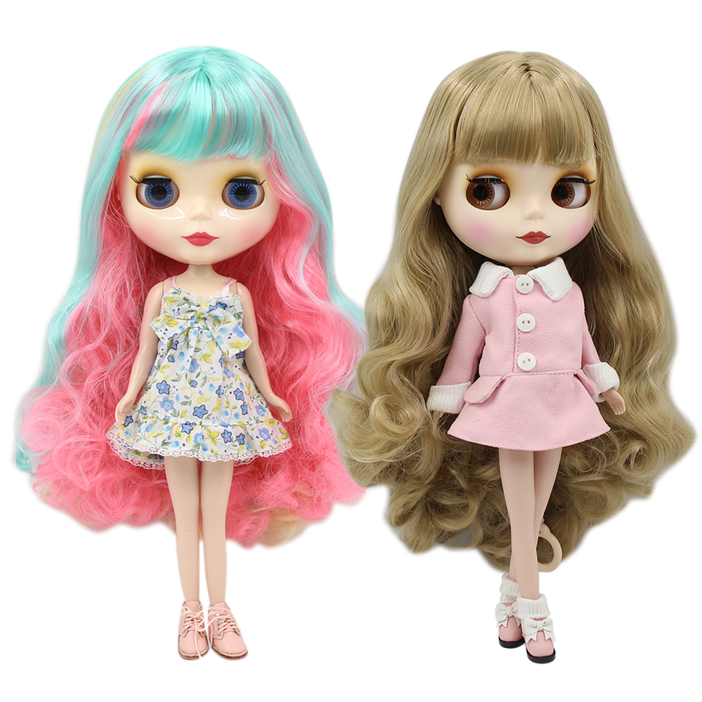 Blyth ICY Factory Doll Original Body DIY Nude BJD Toys Fashion Dolls Girl Gift New Special Offer On Sale