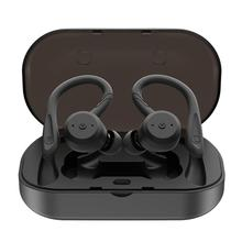 Bluetooth 5.0 BE1018 TWS Wireless Headphones True IPX7 Waterproof In-Ear Double Hook Noise Reduction Ear Plugs With Charging Box