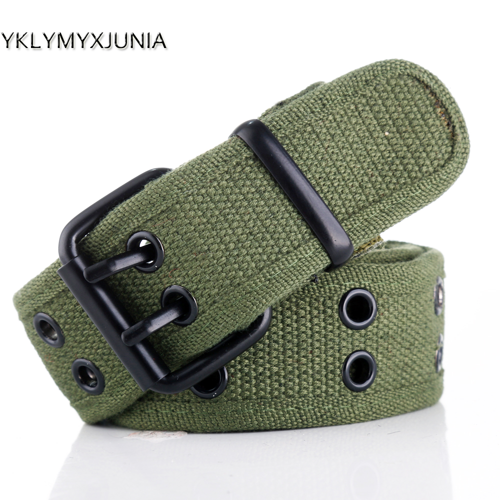Woven Belt Wholesale Canvas Men