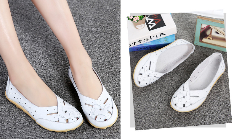 AH1165 (8) Women's Loafers Shoes