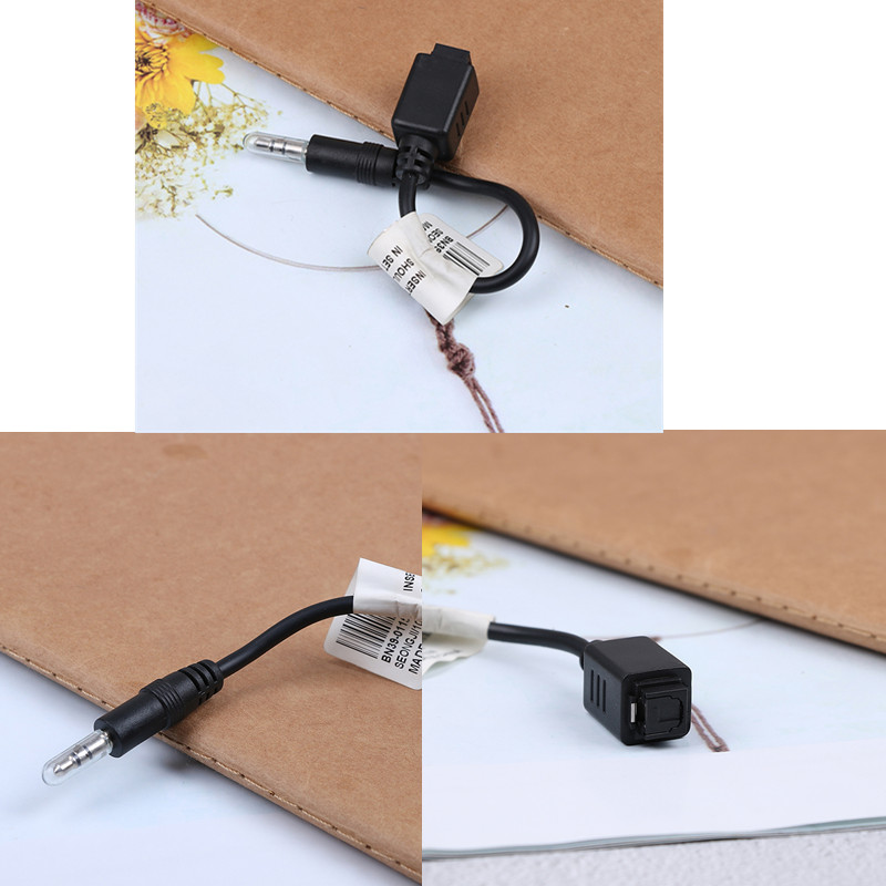 <font><b>3.5mm</b></font> <font><b>Audio</b></font> Video AV Component Adapter <font><b>Cable</b></font> For Samsung LED LCD TV BN39-01154W 17.5cm Signal <font><b>Optical</b></font> Adapter Lead <font><b>Cable</b></font> image