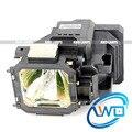 100% Оригинальная Лампа для проектора POA-LMP105 с корпусом для SANYO PLC-XT20  XT21  XT25 LC-XG250 XG250  XG300 с лампой VIP300Watts