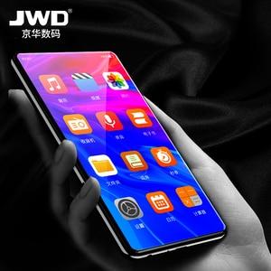 Image 5 - JWD ses çalar bluetooth mp3 5.0 inç dokunmatik ekran dahili hoparlör ile FM radyo/kayıt taşınabilir ince kayıpsız Video