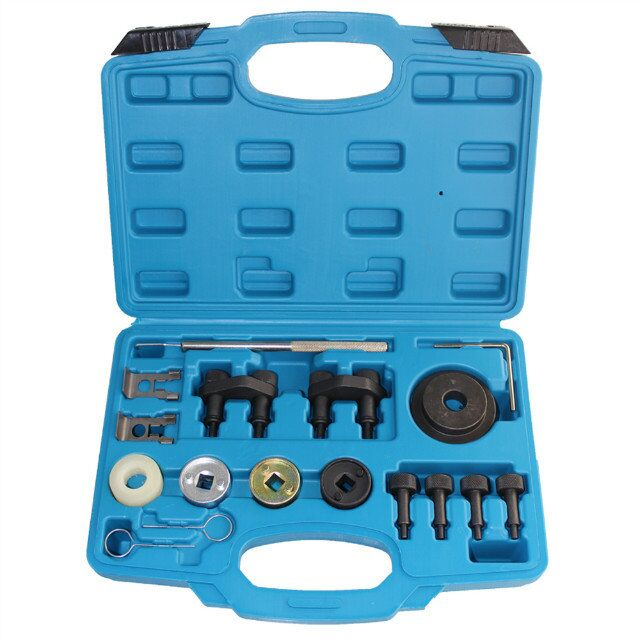 Engine Timing Tool Kit For VAG 1.8 2.0 TSI/TFSI EA888 T10352 T40196 T40271 T10368 T10354 фиксатор натяжителя цепи vag 1 8 2 0 tsi tfsi jtc 4450