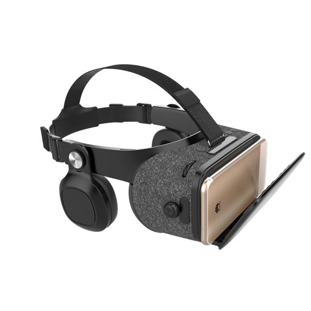 Bobovr Z5 Bluetooth Bobo Casque VR Virtual Reality Glasses 3d Goggles Headset Helmet For Smartphone Smart Phone Google Cardboard 1
