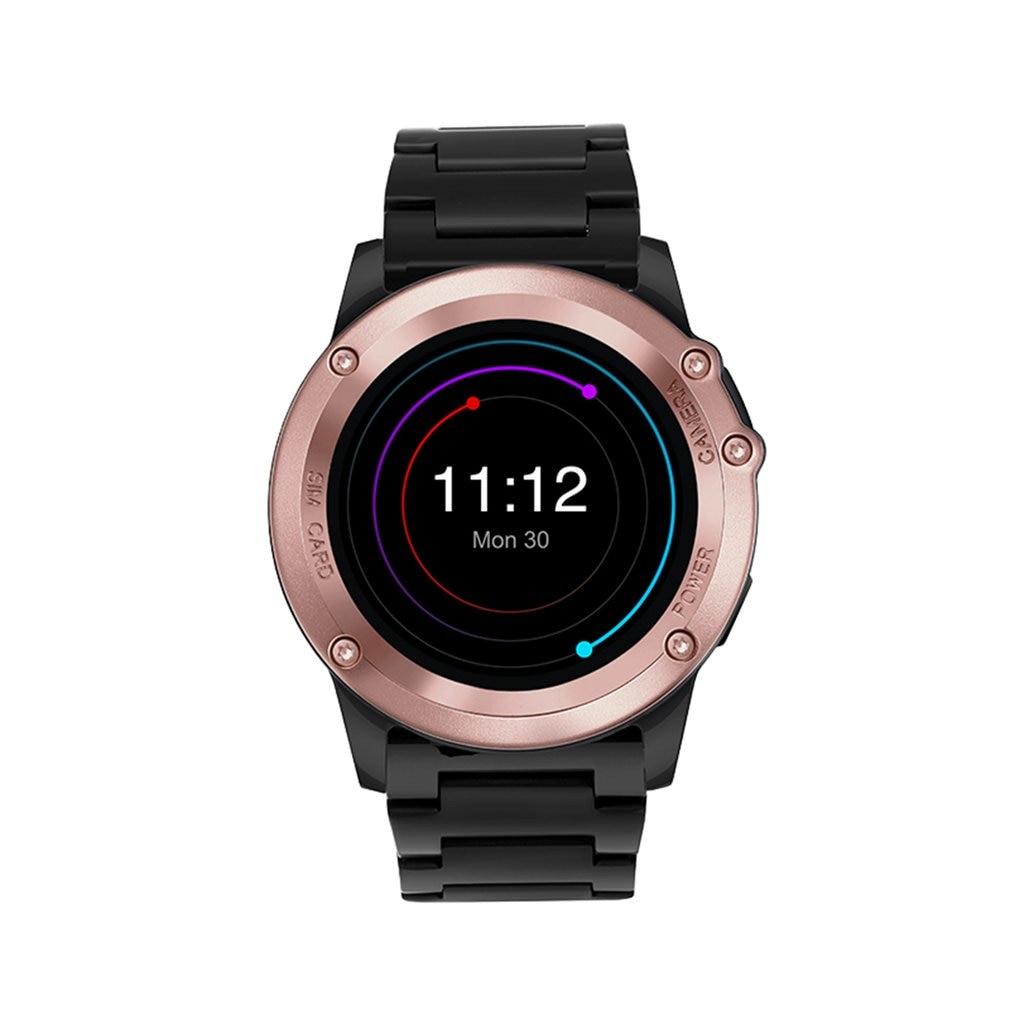Toppkvalitet DT H1 / JM01 Smart Watch Vattentät Pedometer - Herrklockor