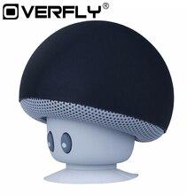 Portable Mini Bluetooth Speaker Wireless Loudspeaker Super Bass Bluetooth Speaker Mushroom Cute Travel Speaker For Phone Music