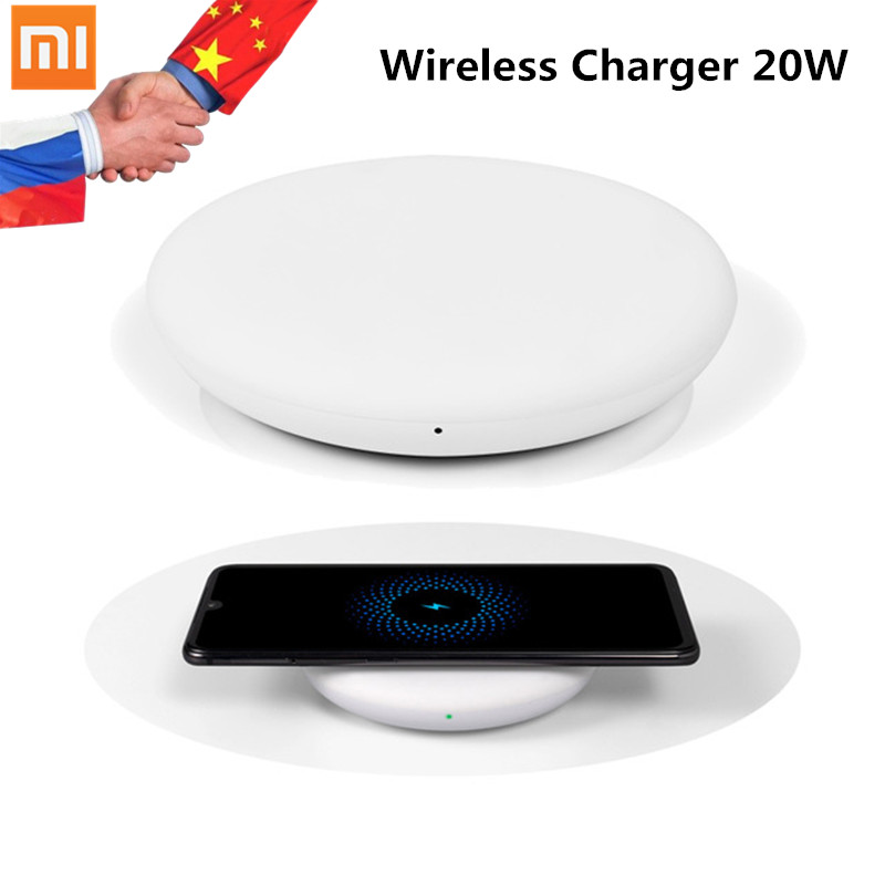 NEW Xiaomi Wireless Charger 20W 27W Plug 15V Apply to