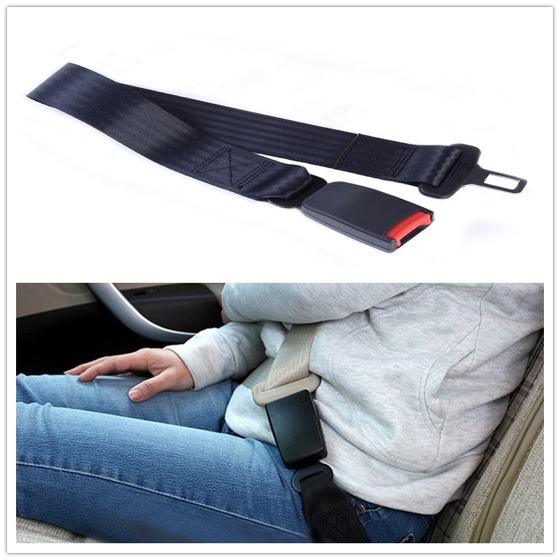 ESPEEDER Car Auto Safety Seat Belt Seatbelt Extender Extension Belt Car Seat Belt Buckle Extender Strap Safety 22mm belt