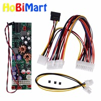 HoBiMart DC m2 atx 200W dc atx power supply module 8V-28V Mini-ITX M2 Car PC DC-DC ATX Power Supply With ITPS #E09007