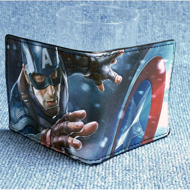 Кошелек Marvel Капитан Америка 2