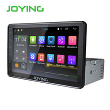 New Android 5.1 8″ Full Touch Screen Android Single 1 Din Car Stereo Autoradio Quad Core Car Head Unit JOYING Navigation System