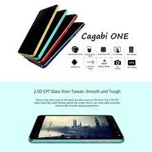 VKworld Cagabi UN Smartphone 8 GB ROM 1 GB RAM 5.0 pouce 2.5D Android 6.0 MTK6580A Quad-core 1.3 GHz Dual SIM 3G WCDMA OTA 5.0MP