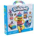 400 pcs criança montagem 3d puzzle brinquedos educativos diy bola sopro espremido forma variety criativo artesanal puzzles brinquedos para crianças