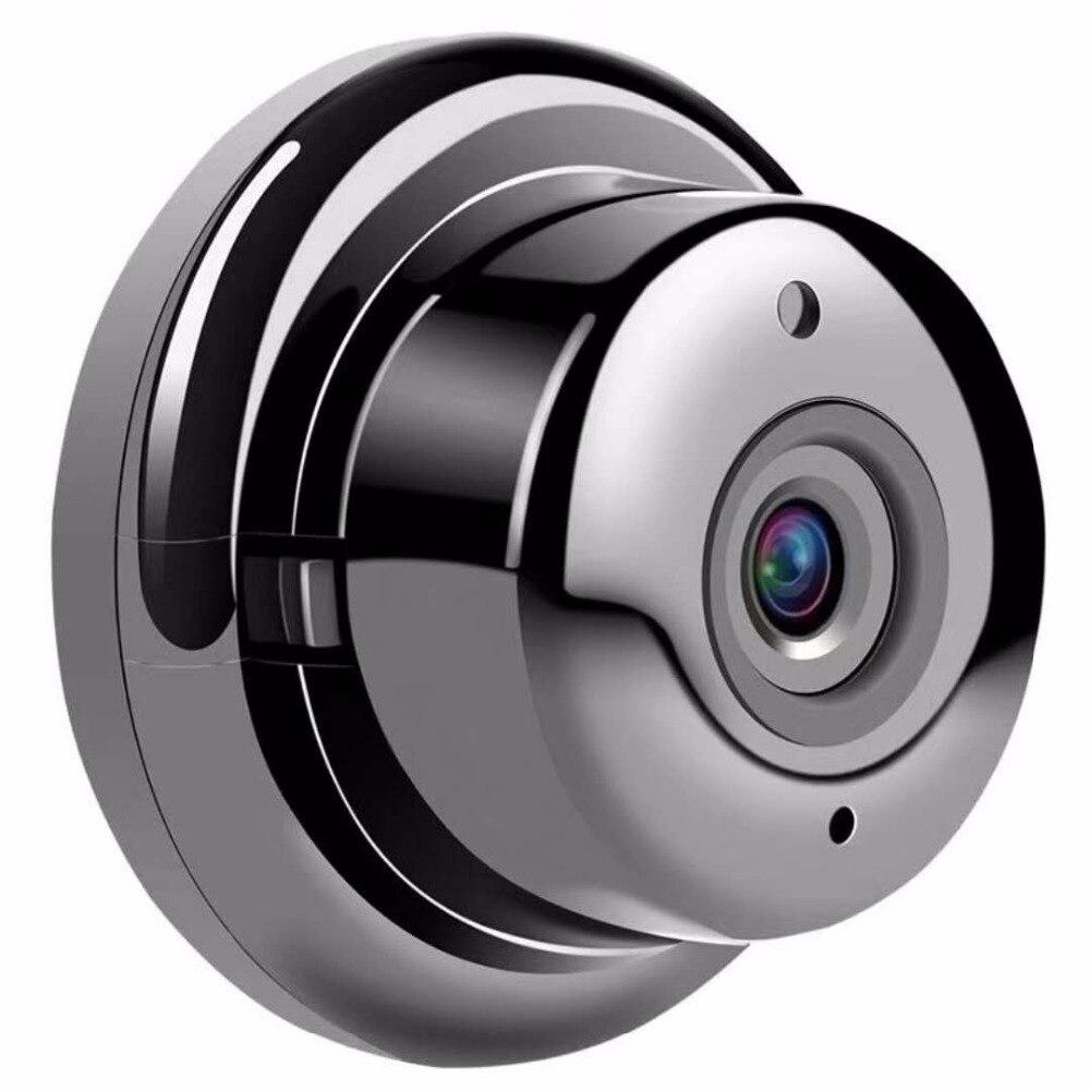 180 degrés panoramique interphone sans fil WIFI IP caméra bébé moniteur 720/1080 P en option