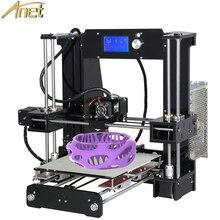 цена на Anet A6 A8 Auto Level A8 3D Printer High-precision Extruder Reprap Prusa i3 3D Printer Kit DIY Impresora 3d with SD/USB Connect