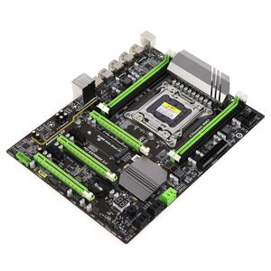 Image 5 - X79 Turbo moederbord LGA2011 ATX USB3.0 SATA3 PCI E NVME M.2 SSD ondersteuning REG ECC geheugen en Xeon E5 processor