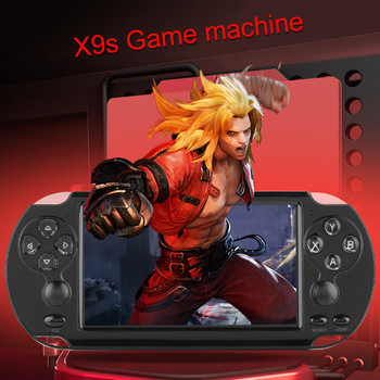 wearable devices Portable Handheld Video Console 5.1 Inch Street Machine Fighers 500 Free Games dropshipping