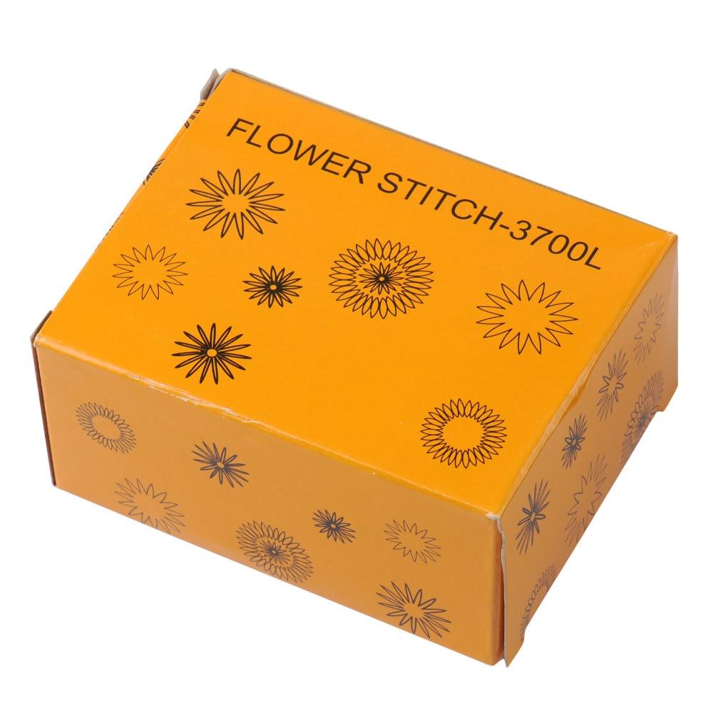 Mini Flower Stitch symaskin Pressarfot Maquina De Costura Coser För - Konst, hantverk och sömnad - Foto 6