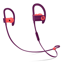 For Apple Powerbeats3, Wireless, Ear-hook, In-ear, Binaural, Intraaural, Magenta, Pink