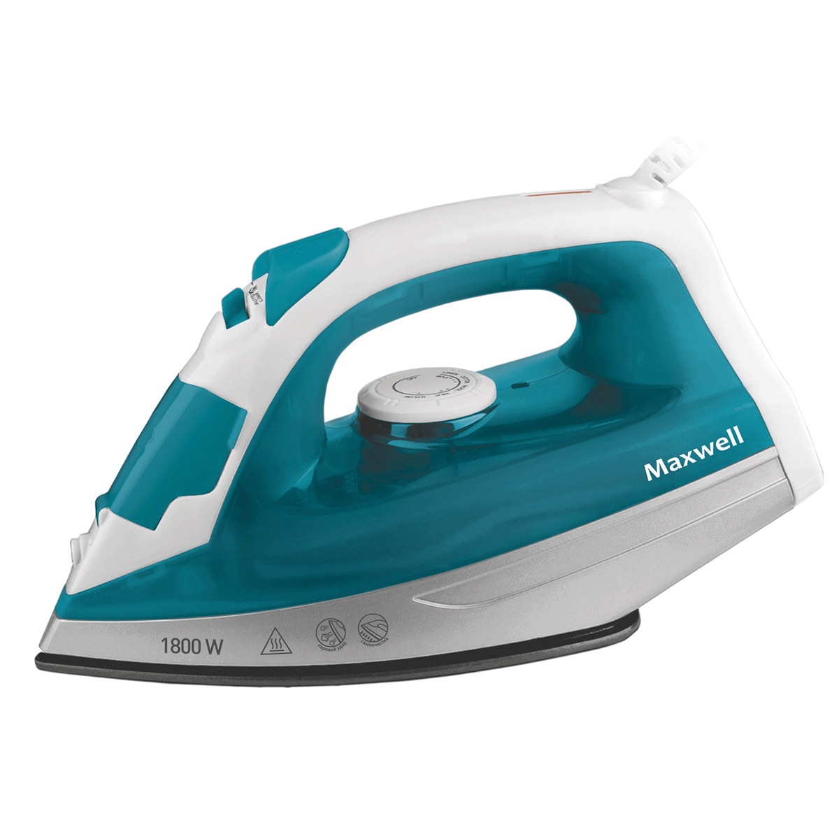 Steam iron MAXWELL MW-3056(B) steam iron maxwell mw 3047 bn