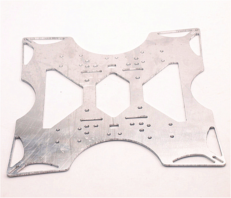 Funssor 3mm Thickness Aluminum Heated Support Plate All