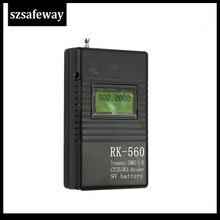 SZSAFEWAY RK560 50MHz 2.4GHz B199a DCS CTCSS רדיו דלפק